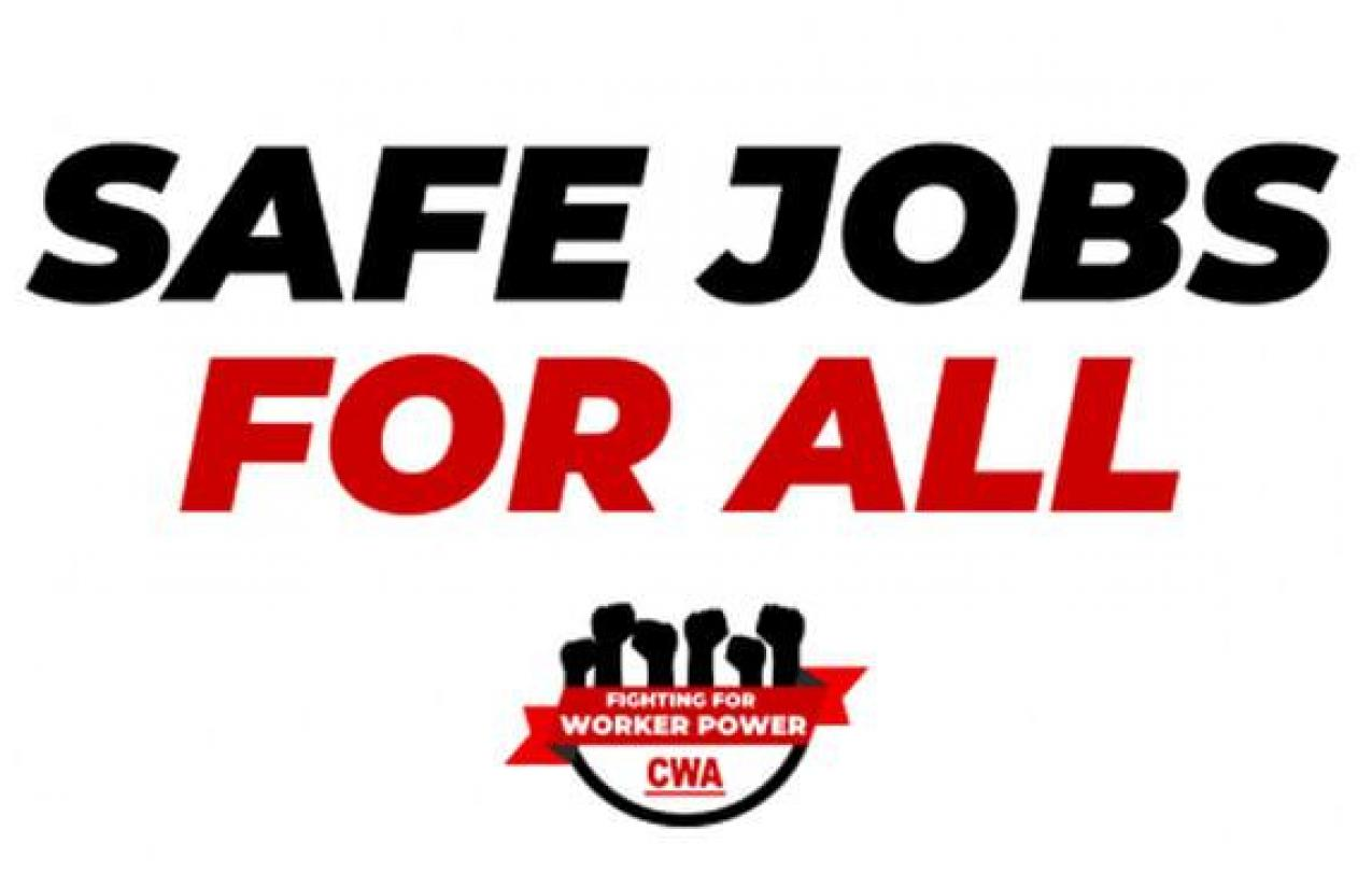 Safe Jobs for All