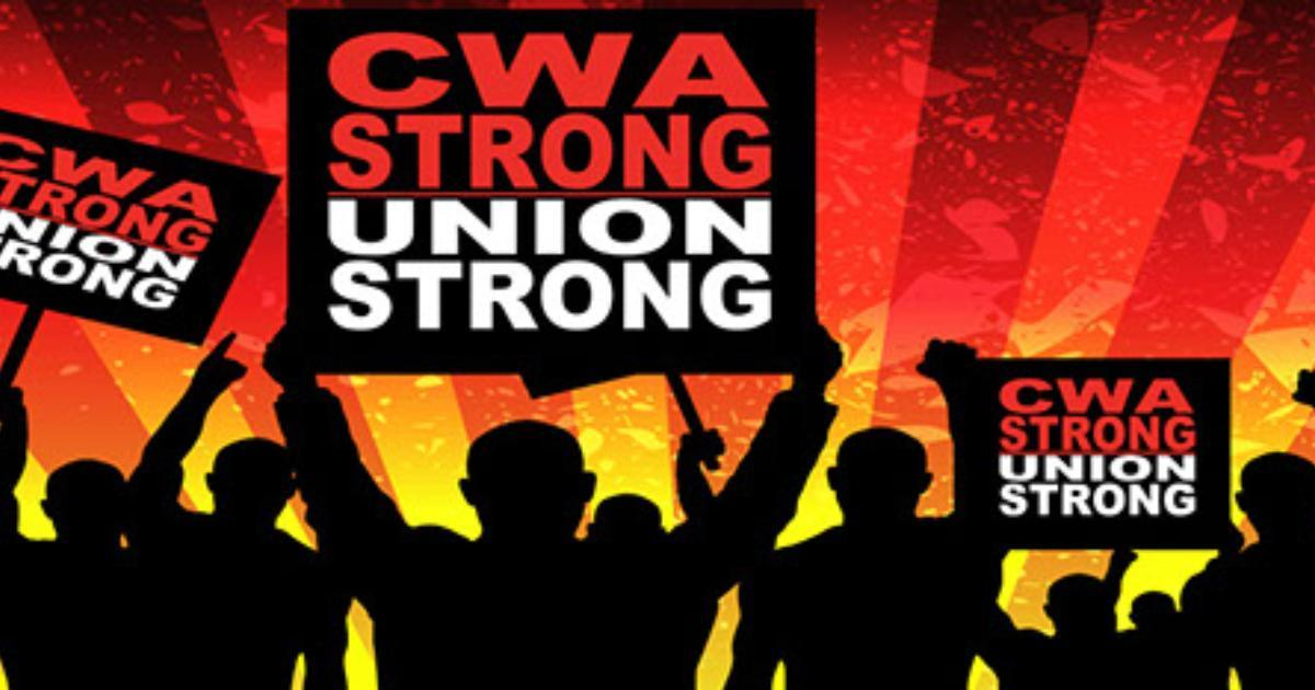 CWA LOCAL 4319 NOTICE OF NOMINATIONS
