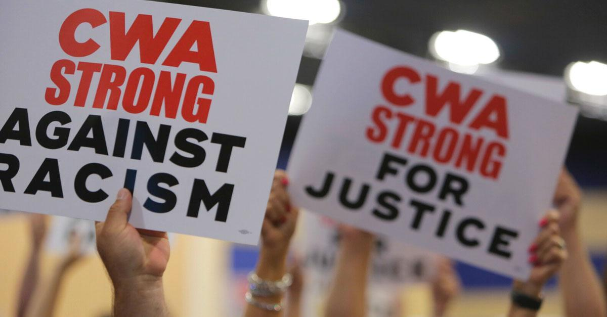 CWA Against Racism