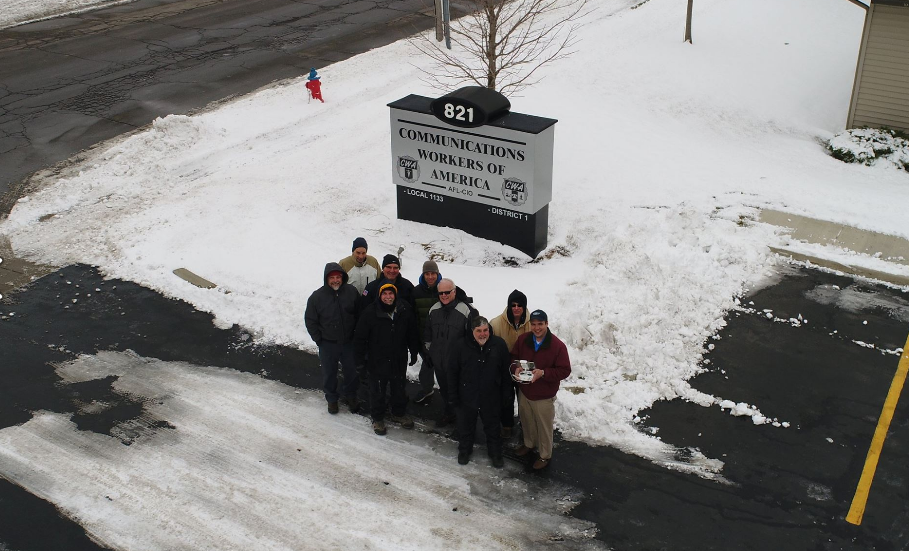 Local 25 Drone School Group